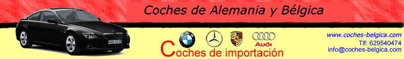 coches de importacion
