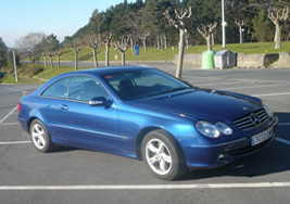 vendo mercedes clk 320